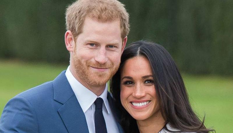 У принца Гарри и Меган Маркл родился сын