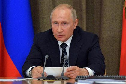Путин прокомментировал акции протеста в Екатеринбурге