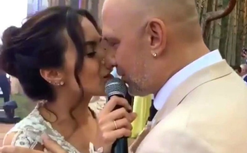 Как прошла жаркая свадьба Потапа и Насти Каменских