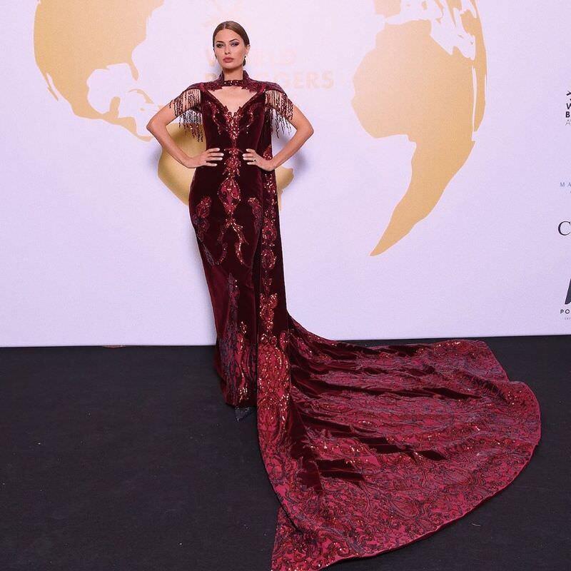 Виктория Боня получила награду на Каннском кинофестивале