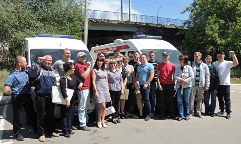 В Пензе сотрудники скорой помощи объявили забастовку из-за низких зарплат