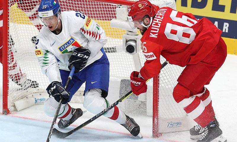 10:0 — Россия разнесла Италию
