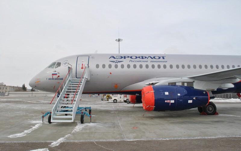 Авиакомпании предложили Минтрансу проверить надежность Superjet 100