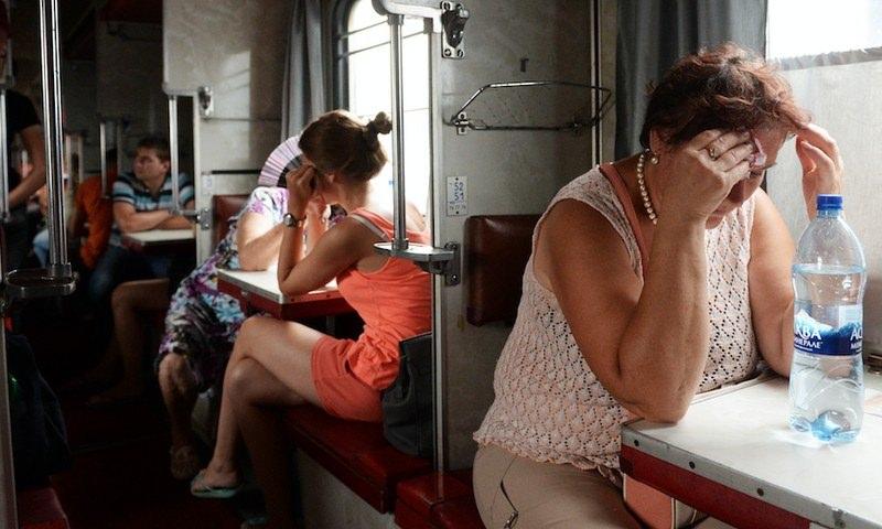 В России резко подорожали билеты в плацкарт