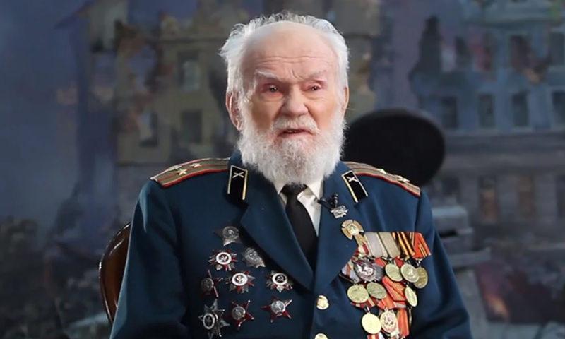 Ветеран ВОВ исполнил  мечту и вернулся в когда-то завоёванный Берлин