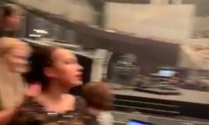 Во время шоу с Загитовой и Медведевой в Японии произошло землетрясение
