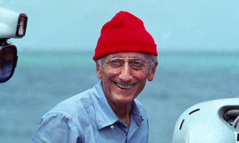 Календарь: 11 июня - День великого океанографа и гуманиста Жак-Ива Кусто