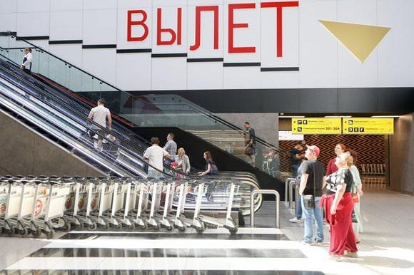 МВД планирует усилить контроль за правом россиян на выезд за рубеж