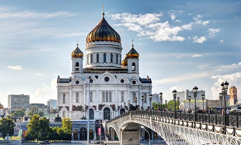 Календарь: 7 июня - 135 лет назад освящен храм Христа Спасителя