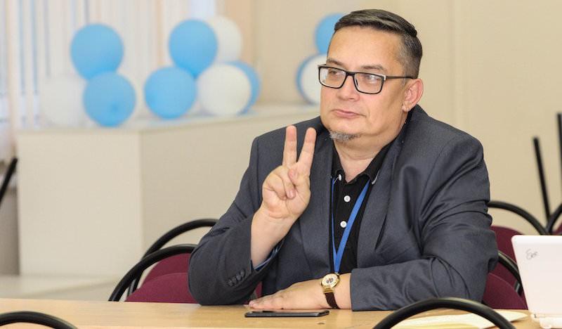 Заведующий кафедрой Российского государственного социального университета Михаил Гундарин