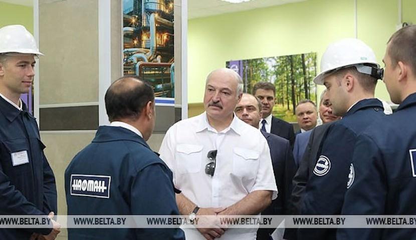 Лукашенко приказал подчиненным