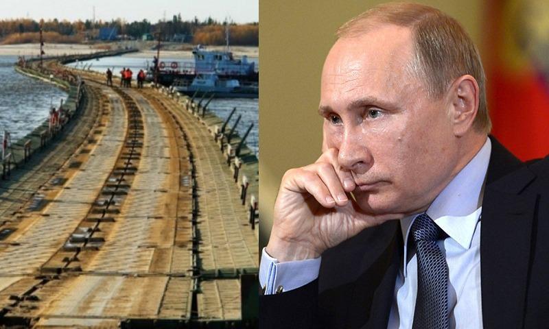 Три самых страшных преступления по версии Путина: как мост на Ямале убивает людей