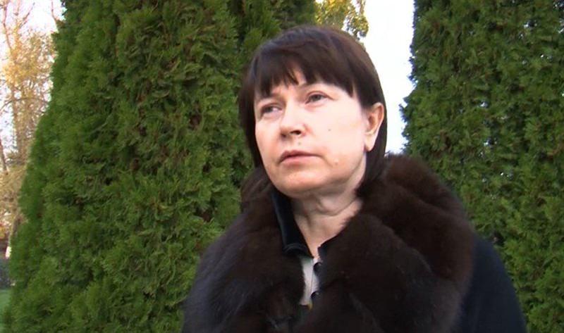 Экс-супругу Цеповяза задержали по подозрению в вымогательстве