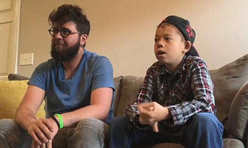 Учитель усыновил тяжелобольного ученика  и спас ему жизнь