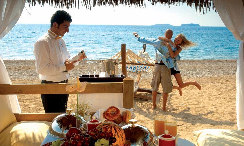 Зарубежные курорты оказались доступнее российских