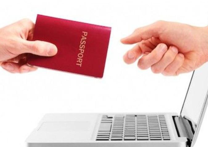 В России введут электронные визы