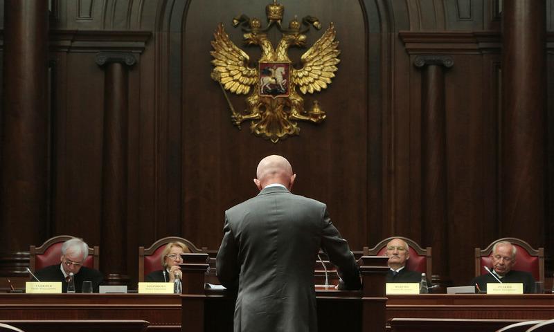 Российским судьям нашли замену