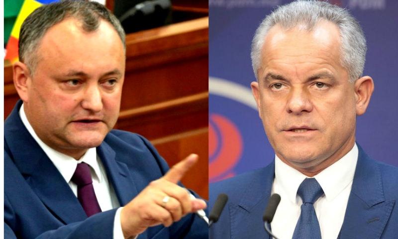 Как президент Молдавии Игорь Додон победил непотопляемого олигарха Плахотнюка