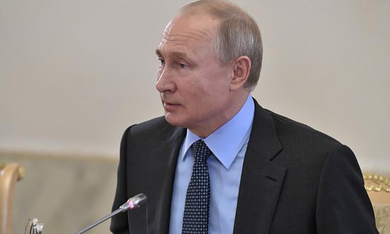 Путин о Зеленском: