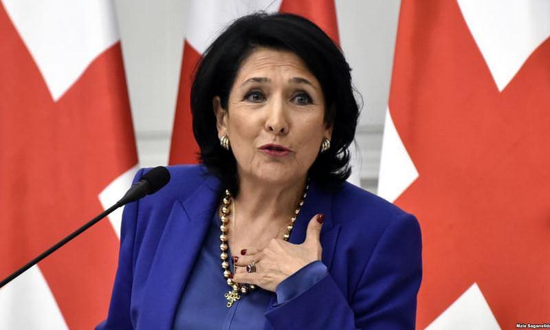 Президент Грузии назвала Россию