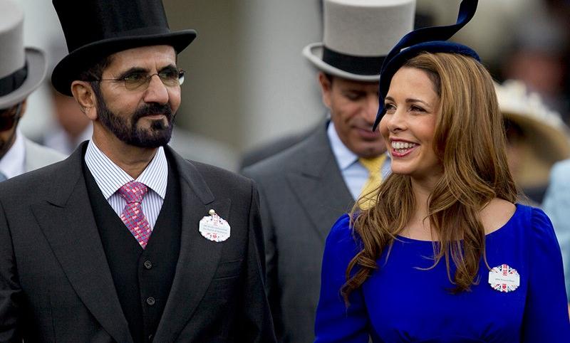 Жена правителя Дубая сбежала с 40 млн долларов