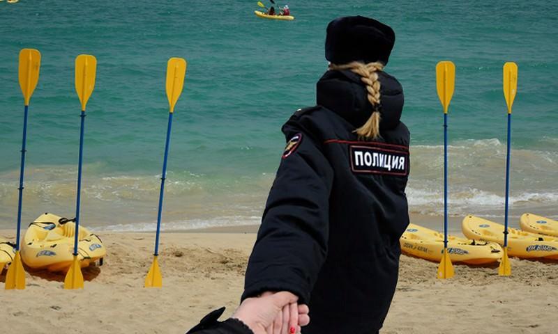 Российским полицейским разрешили отпуск в Турции и Таиланде