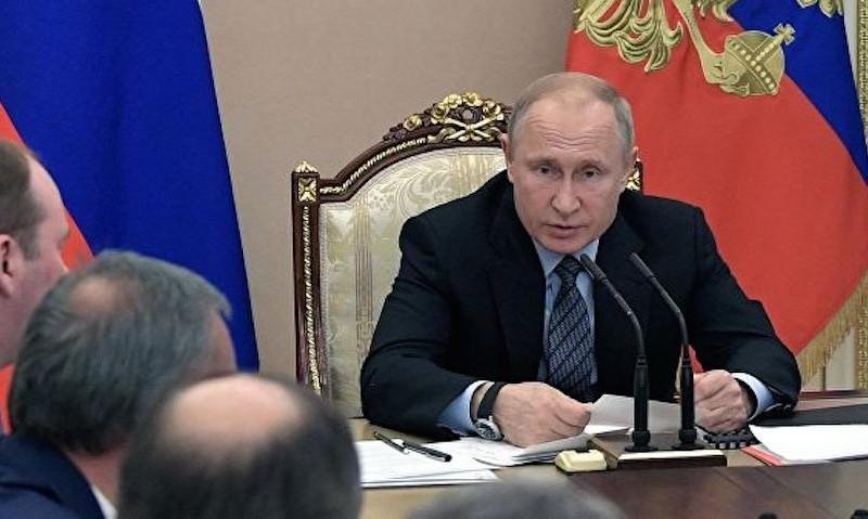 Путин рaскритиковaл МВД из-зa кaмер