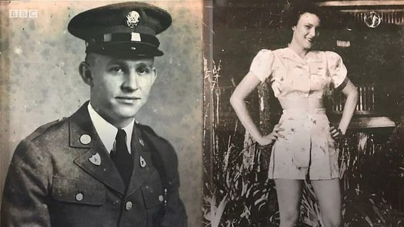 97-летний ветеран и 95-летняя старушка, влюбившиеся в годы войны, снова вместе