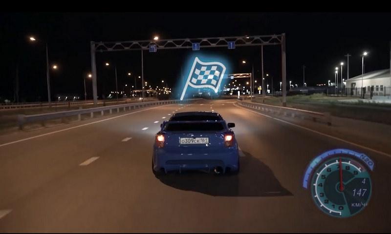 Россияне сняли уличную версию Need for Speed