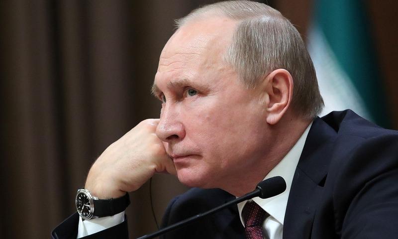 Счетная палата обнаружила невыполнение указа Путина
