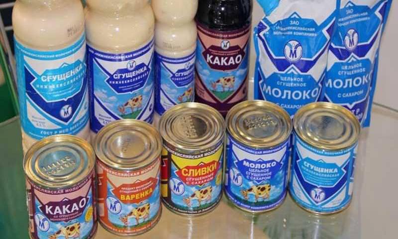 Проморгали: китайцы зарегистрировали на себя российские марки сгущенного молока