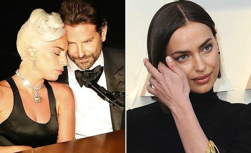 СМИ: Ирина Шейк обвинила Леди Гагу в своем разрыве с Брэдли Купером