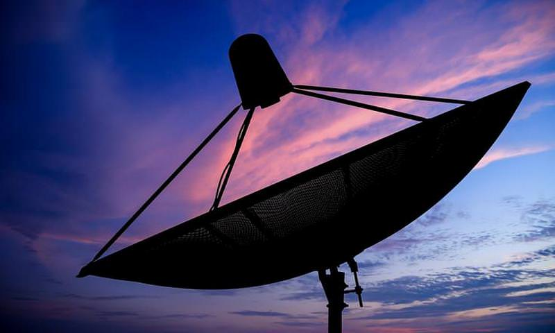 В России хотят ввести штрафы до 1 млн рублей за использование иностранного спутникового интернета