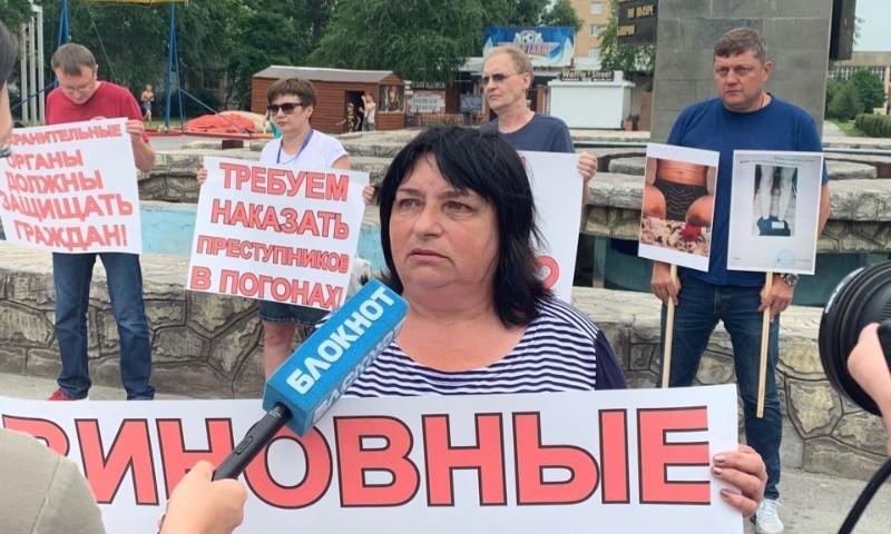 Митинг против пыток в полиции прошёл в Волгодонске