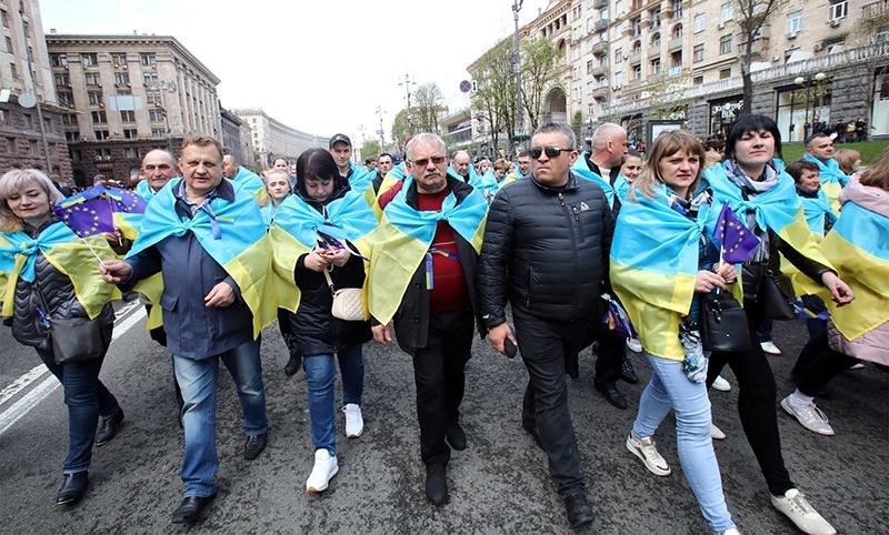Украинцы высказали свое отношение к русскому языку