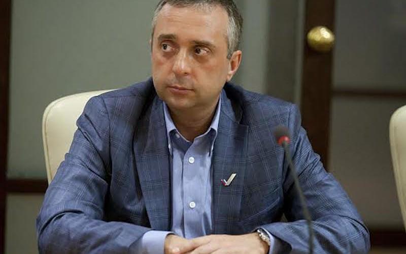 Глава Центра урегулирования социальных конфликтов Олег Иванов