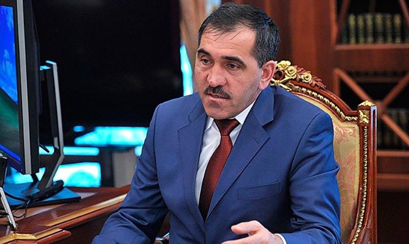 Глава Ингушетии заявил о намерении уйти в отставку