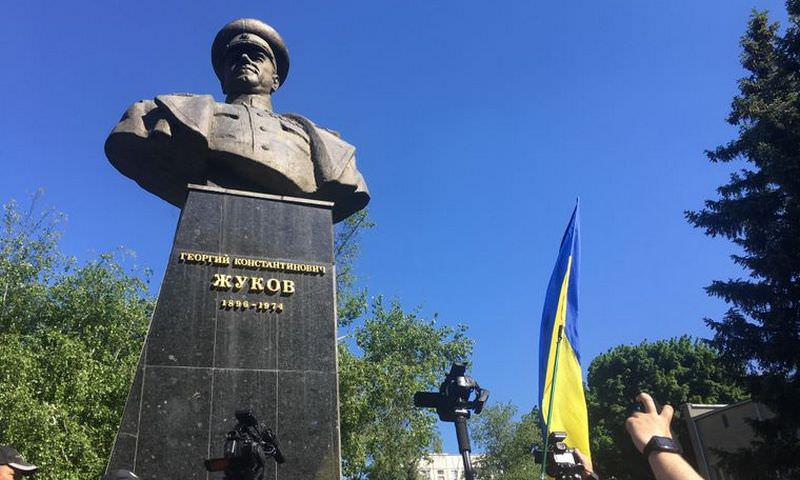 В Харькове проспекту вернут имя маршала Жукова