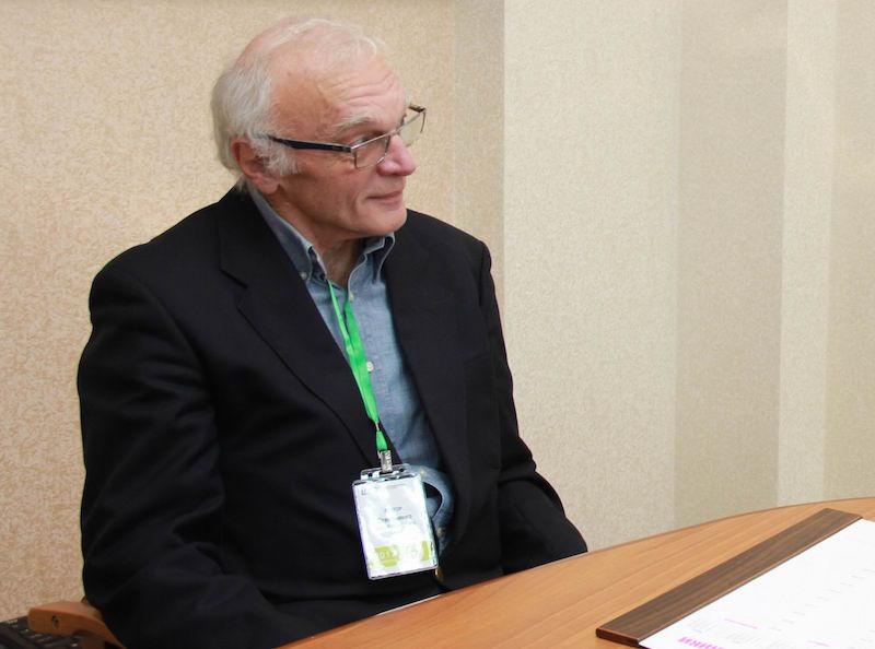 Анестезиолог-реаниматолог Минздрава России Сергей Степаненко