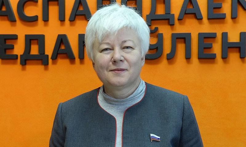 Сенатор призвала силовиков дать жесткий отпор радикальной оппозиции на несанкционированном митинге в Москве