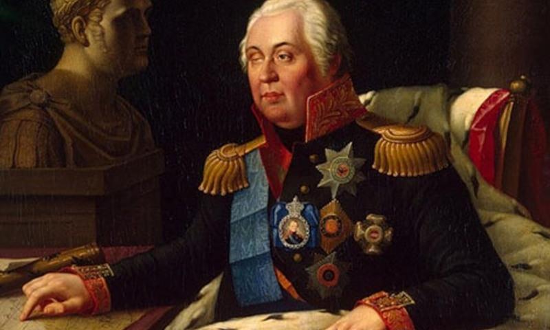 Календарь: 24 июля - В бою с турками Кутузов лишился глаза