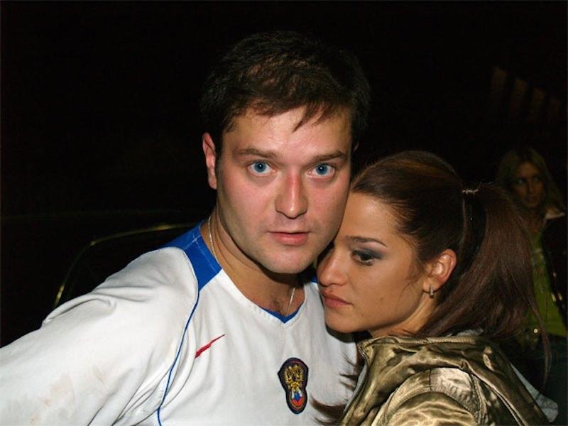 Никита Исаев и Ксения Бородина