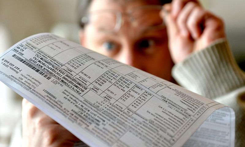 Число неспособных платить за коммуналку россиян выросло в 2 раза за три года