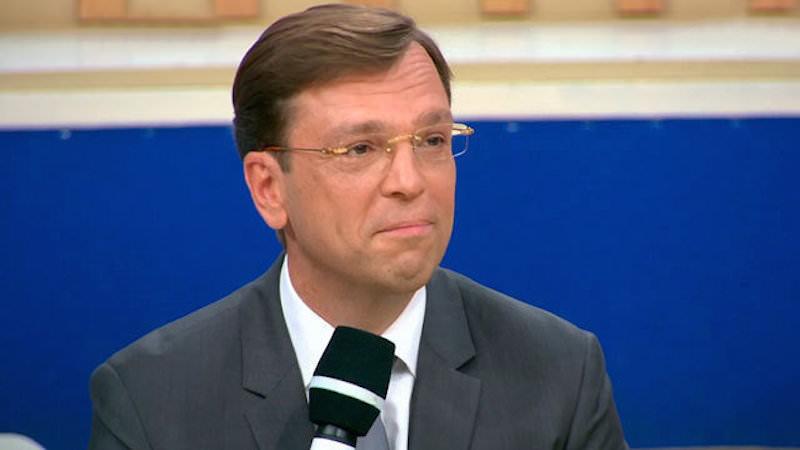 Экономист Никита Кричевский
