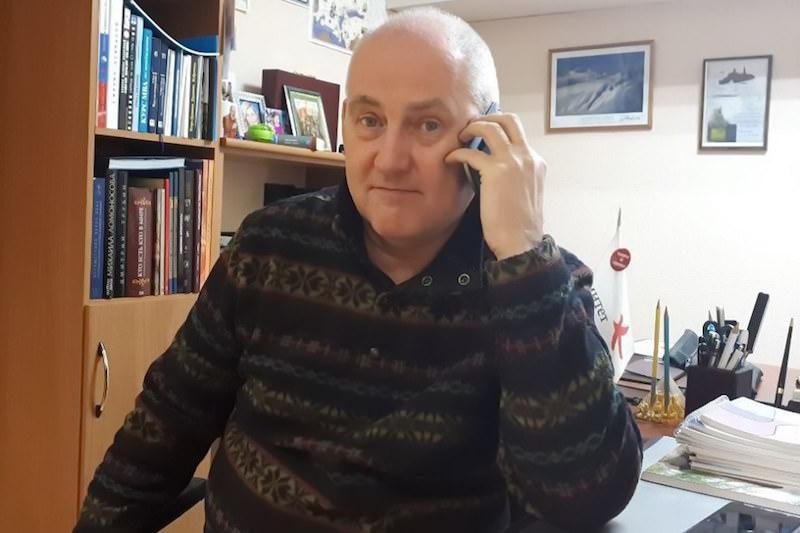 Политолог, координатор Комитета гражданских инициатива в Архангельской области Андрей Чураков
