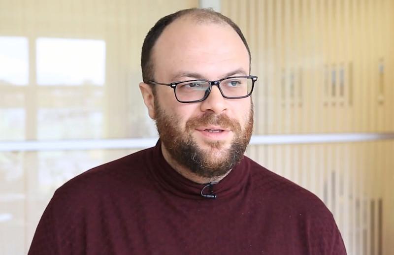 Врач-невролог, кандидат медицинских наук Павел Бранд