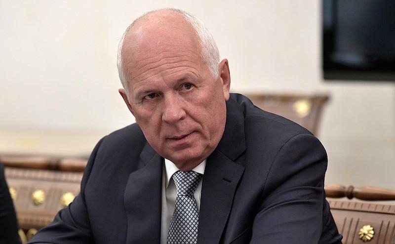 Глава корпорации «Ростех» Сергей Чемезов