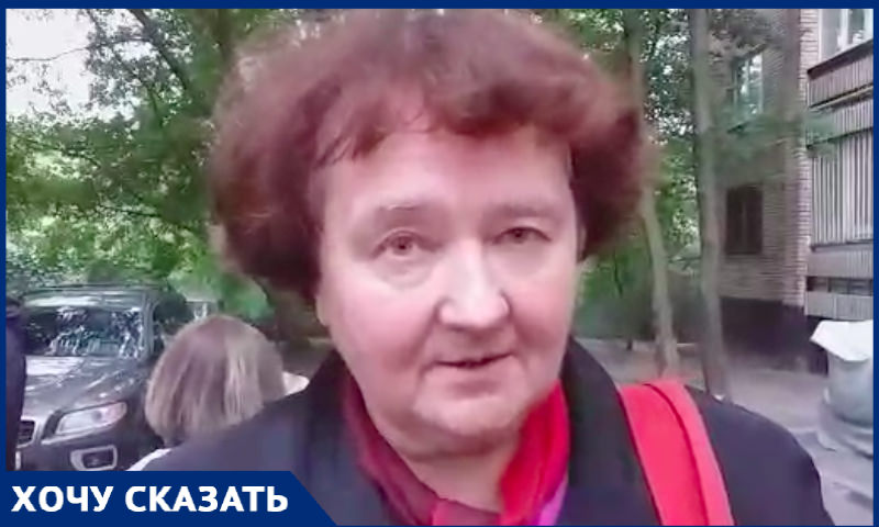 Москвичка обратилась к Путину из-за ночных шоу в Аптекарском огороде