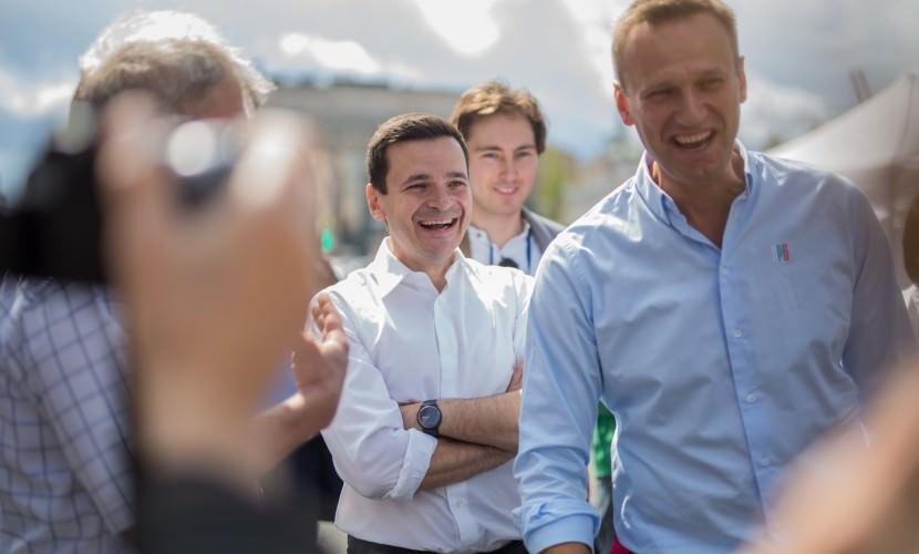 За призывы: Навального арестовали на 30 суток