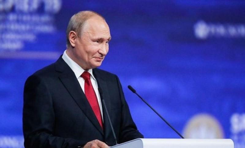 «Надеюсь, у нас никогда такого не будет»: Путин заступился за «маму» - Блокнот Россия